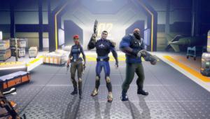 Agents Of Mayhem Computer Wallpaper