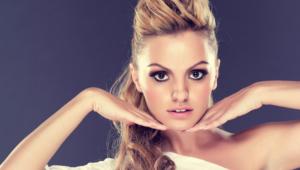 Alexandra Stan Makeup