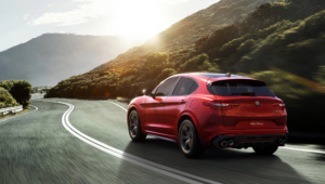 Alfa Romeo Stelvio Wallpapers