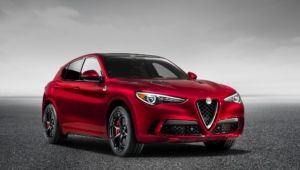 Alfa Romeo Stelvio Wallpaper Pack