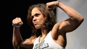 Amanda Nunes Wallpaper