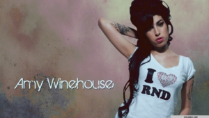 Amy Winehouse Computer Backgrounds