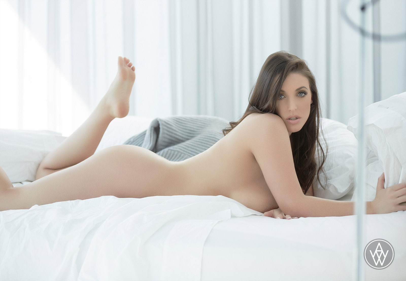 Can say angela white nude would eat