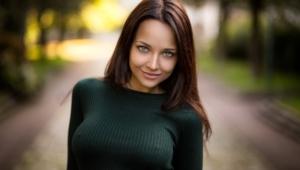 Angelina Petrova For Desktop Background