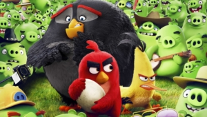Angry Birds Computer Wallpaper