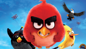 Angry Birds Widescreen