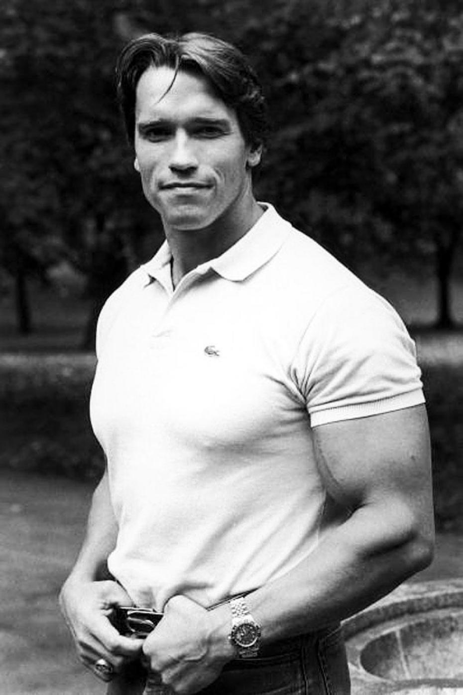 Arnold Schwarzenegger Hd Iphone