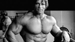 Arnold Schwarzenegger Makeup