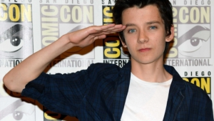 Asa Butterfield Hd