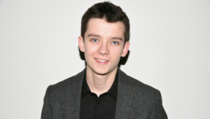 Asa Butterfield Wallpaper