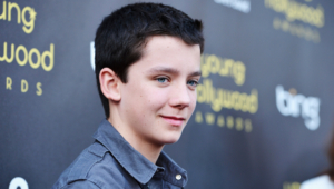 Asa Butterfield Wallpapers Hd