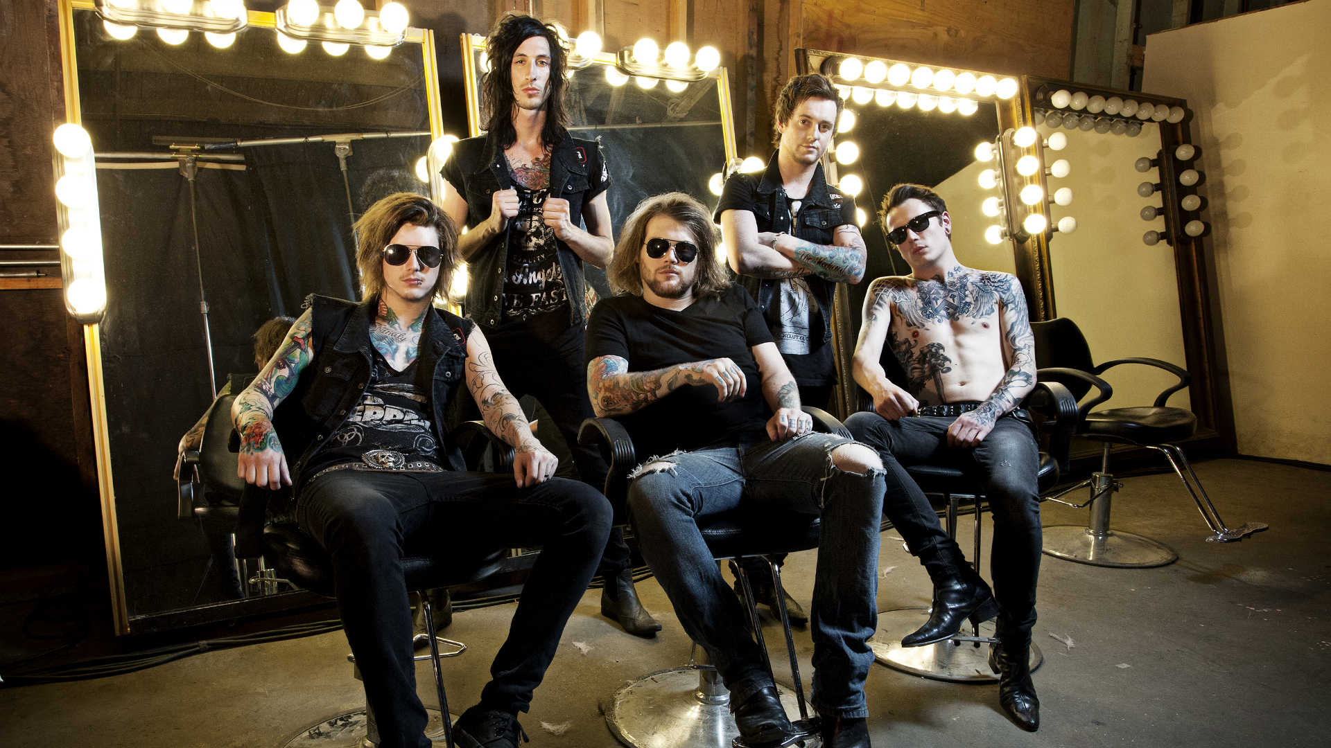 asking alexandria Asking alexandria merchandise at the impericon online shop impericon -  shipping only $1999 free shipping on orders over $120.