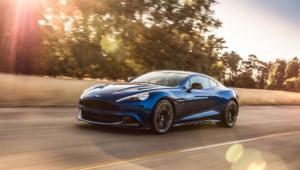 Aston Martin Vanquish S Wallpapers