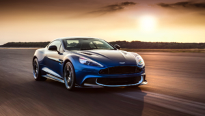 Aston Martin Vanquish S Wallpapers Hd