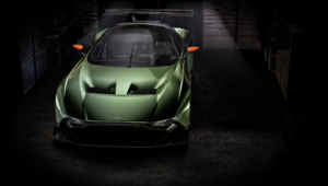 Aston Martin Vulcan Background