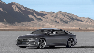 Audi Prologue Piloted Driving Computer Backgrounds