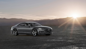 Audi Prologue Piloted Driving Desktop