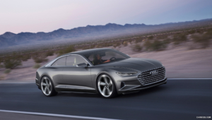 Audi Prologue Piloted Driving Images