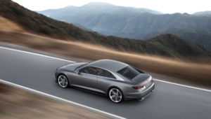 Audi Prologue Piloted Driving Wallpapers And Backgrounds