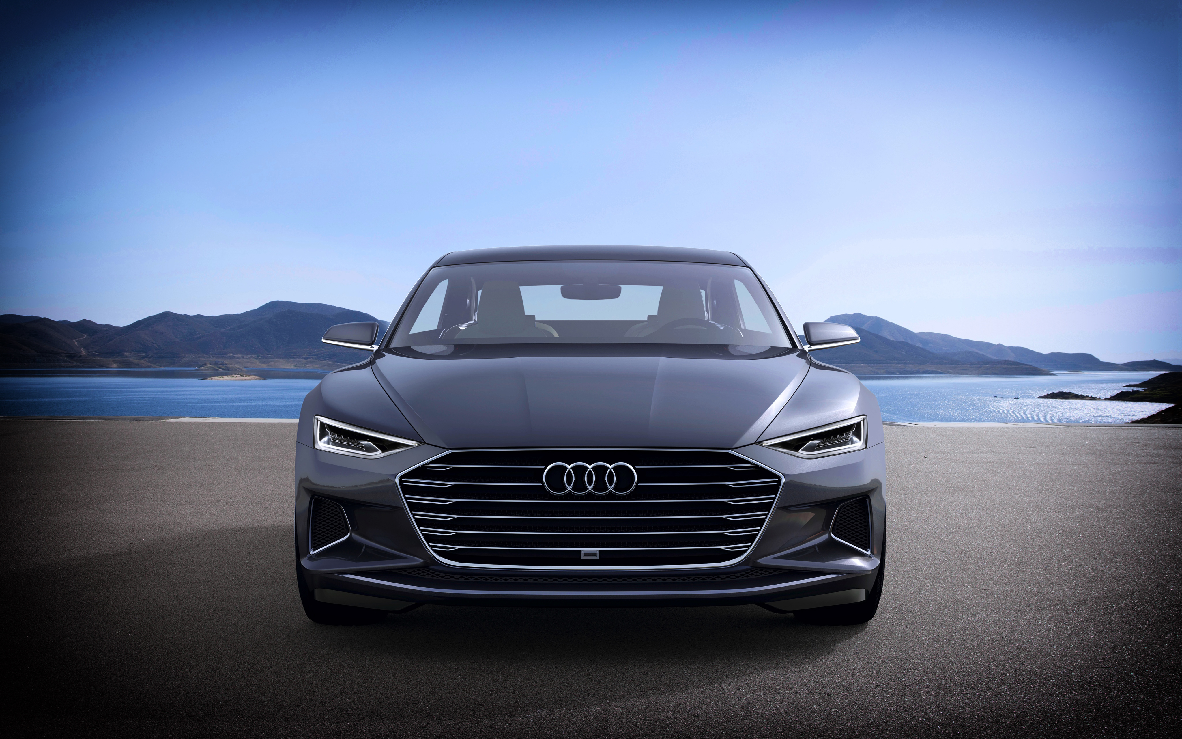 Audi Prologue Piloted Driving Concept car
