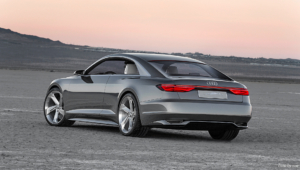 Audi Prologue Piloted Driving Full Hd