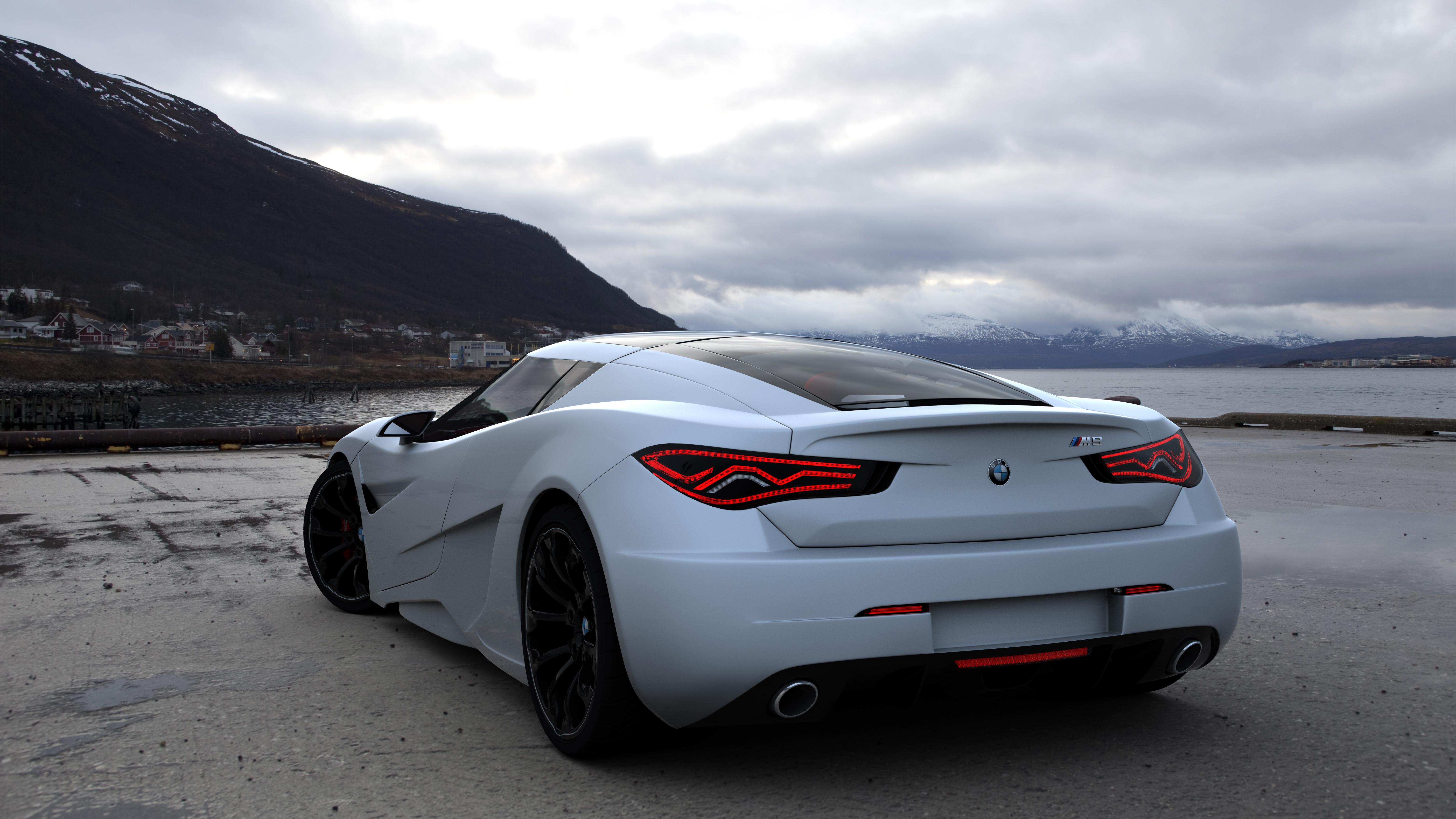 BMW M GTS HD