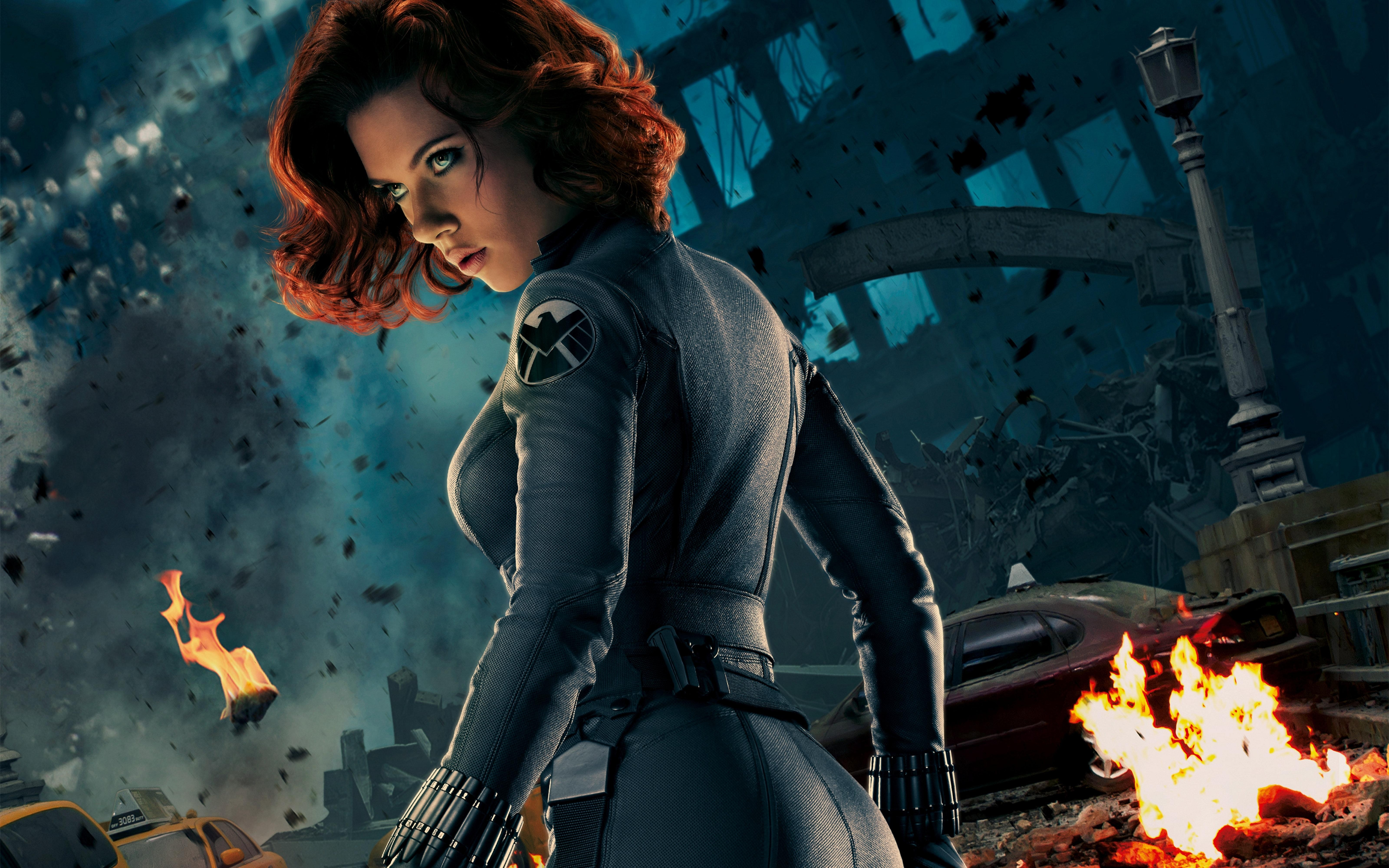 Black widow wallpapers images photos pictures backgrounds - Natacha avenger ...