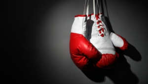 Boxing Gloves Computer Wallpaper