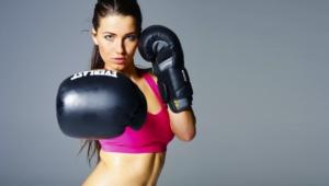 Boxing Gloves Desktop Wallpaper