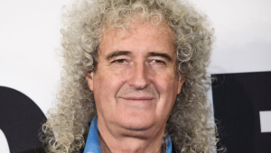 Brian May Background