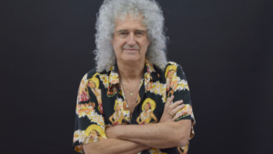 Brian May Hd Desktop