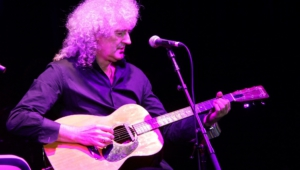 Brian May Hd Wallpaper