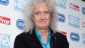 Brian May Widescreen