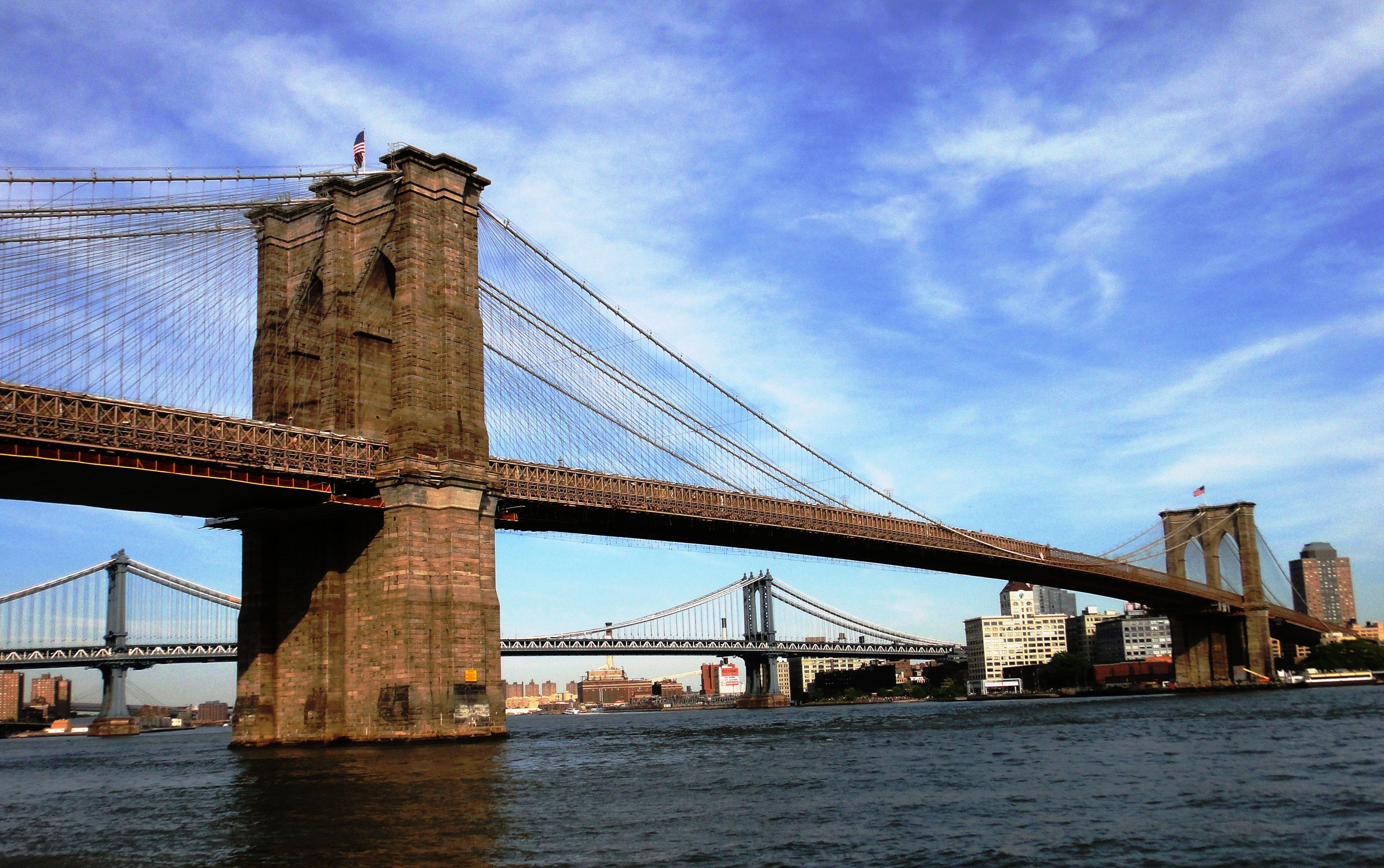 brooklyn bridge wallpapers images photos pictures backgrounds