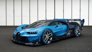 Bugatti Vision Gran Turismo Computer Wallpaper