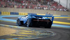 Bugatti Vision Gran Turismo High Definition Wallpapers