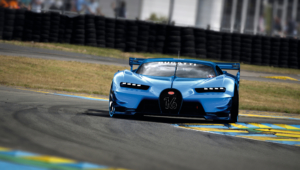 Bugatti Vision Gran Turismo High Quality Wallpapers