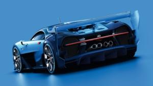 Bugatti Vision Gran Turismo Images