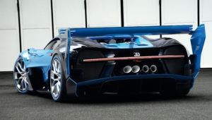 Bugatti Vision Gran Turismo Photos