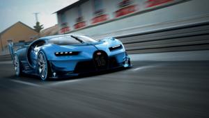 Bugatti Vision Gran Turismo Wallpapers Hd