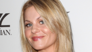 Candace Cameron Background