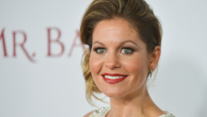 Candace Cameron High Definition