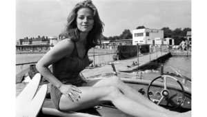 Charlotte Rampling For Desktop