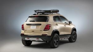 Chevrolet Trax Activ Photo