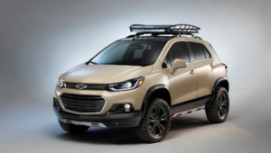 Chevrolet Trax Activ Wallpaper