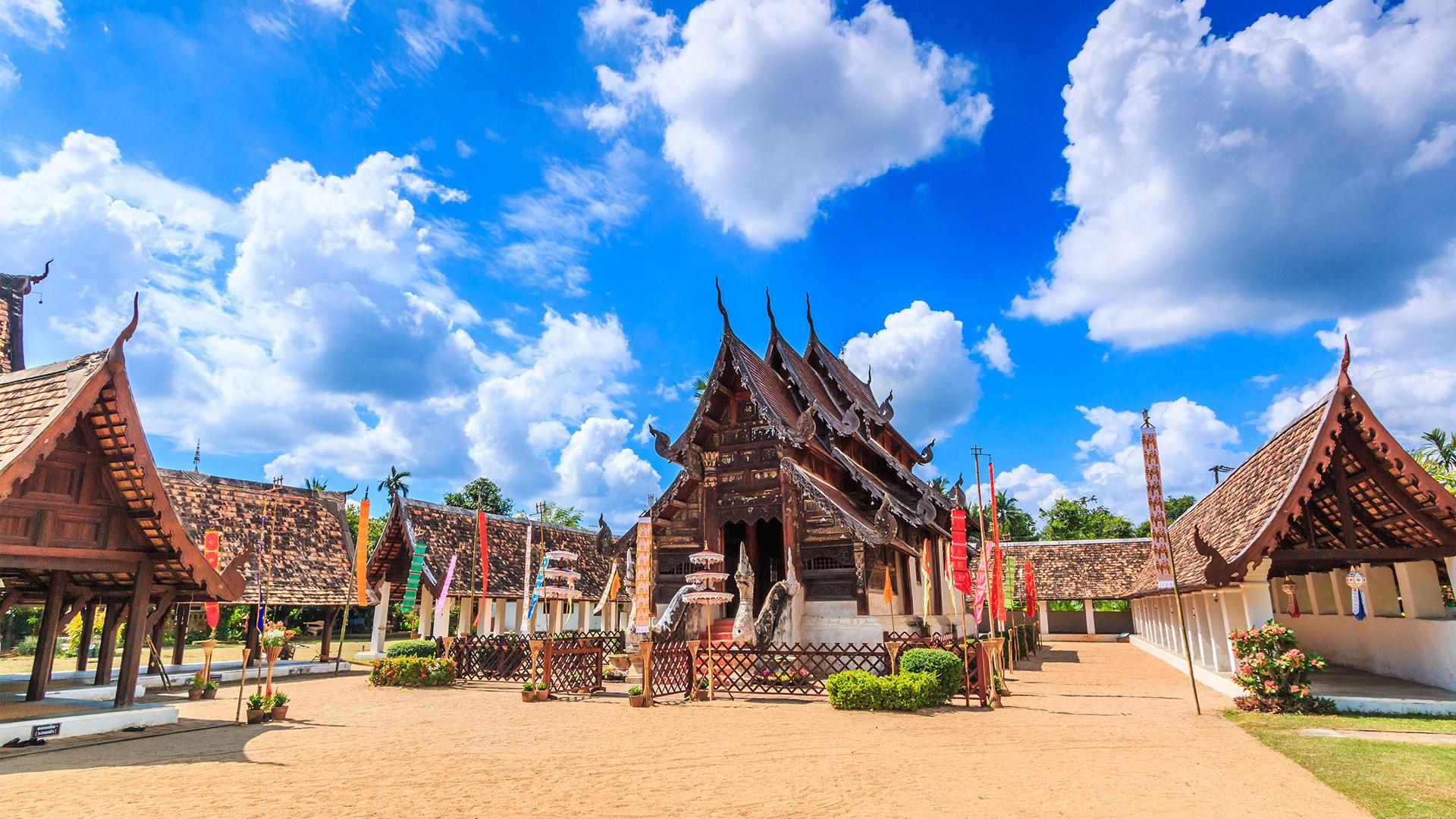 Chiang Mai Hd Desktop