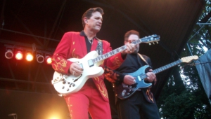 Chris Isaak Hd Wallpaper