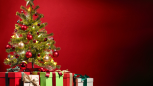 Christmas Tree Hd Background