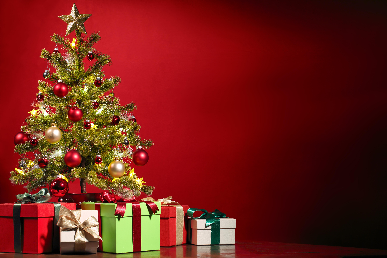 Christmas Tree Hd Desktop