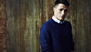 Colton Haynes Hd Wallpaper